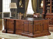 Mahogany Office Desk Mahogany Desks And Home Office Furniture Ebay