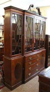 Chippendale Secretary Desk by Antique Secretary Desks And Breakfronts