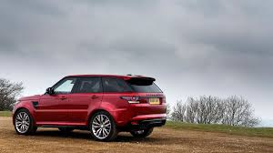 range rover svr range rover sport svr 2015 review by car magazine