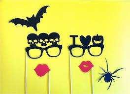 Halloween Photo Booth Props Halloween Photobooth Props Halloween Photo Booth Props October