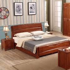 china rubber wood bed china rubber wood bed shopping guide at