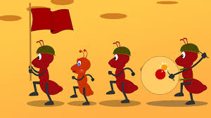 the ants go marching one by one song youtube