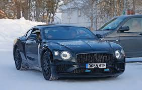 bentley exp 10 interior 2018 bentley continental gt spied again exp 10 speed 6 headlights