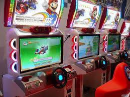 japanese arcade cabinet for sale the new mario kart arcade version is out in japan that damn pixel