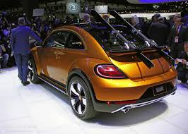 volkswagen beetle concept vw beetle dune concept is an alltrack bug live photos