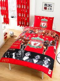 Manchester United Double Duvet Cover Manchester United Fc Fans Double Duvet Cover And Pillowcase Bedding