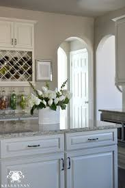 neutral kitchen wall colors with cabinets neutral kitchen tour favorite features and necessities
