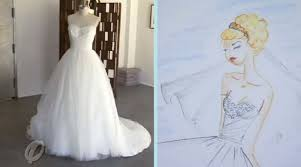 disney wedding dresses cinderella alfred angelo wedding short