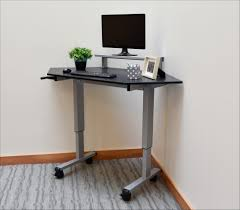 bedroom small stand up desk target small desk secretary desks