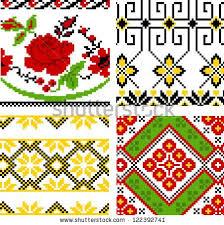 67 best ukrainian ornament images on needlework