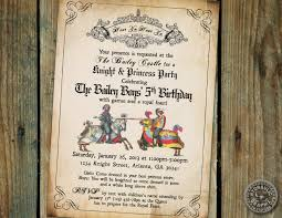 10 imposing medieval wedding invitations for you theruntime com