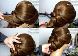hair juda download for saree step by step juda hairstyle step by steps best easy