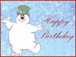 Frosty The Snowman Happy Birthday Meme - picture of frosty saying happy birthday google search things