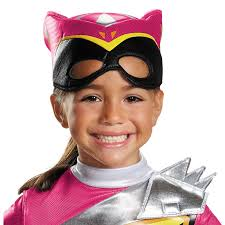 Power Rangers Halloween Costumes Adults Power Rangers Dino Charge Deluxe Pink Ranger Costume Toddler