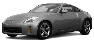 Nissan 350z Silver - amazon com 2008 nissan 350z reviews images and specs vehicles