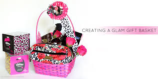 makeup gift baskets misfit makeup beauty creating a glam gift basket