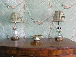 Trompe L Oeil Wallpaper by Kate Dickerson Design Portfolio Bedrooms