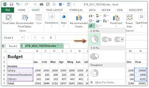 Excel Home Budget Template How To A Monthly Budget Template In Excel