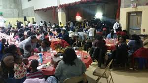 another huge turnout for joi u0027s angels annual christmas party and