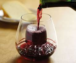 aerating stemless wine glass set dudeiwantthat