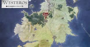 Map Westeros Interactive U0027game Of Thrones U0027 Books Make Westeros Way Less
