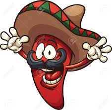 Mexican Flag Cartoon Mexican Chili Pepper Clipart Clipart Collection Chili Pepper