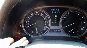 lexus ls400 dashboard warning lights lexus is how to reset your oil light clublexus