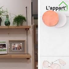fabriquer cache poubelle atelier création fabriquer une étagère suspendue et patère