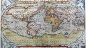 paper vintage latin continents world map old wallpaper 130411