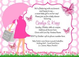 Butterfly Invitations Top Collection Of Baby Shower Butterfly Invitations To Inspire You