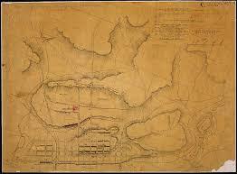 Fredericksburg Va Map Civil War Battle Maps