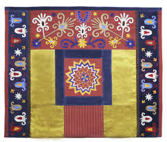 New Look Home Design by For Your Home New Look For The Traditional Kyrgyz Tush Kiyiz