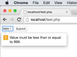 html input pattern safari html how can i limit possible inputs in a html5 number element