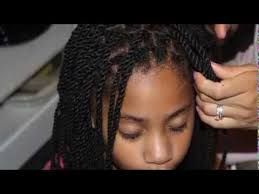 hairstyles with wool natural hair style tutorial yarn twists youtube