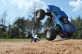 bigfoot monster truck t shirts the new bigfoot 1 10 scale monster truck by traxxas torqued magazine