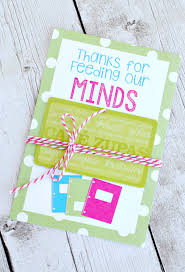 appreciation gifts printable gift card holders