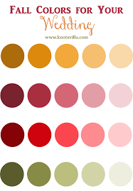 fall color palette trendy fall color palette warm with a bright