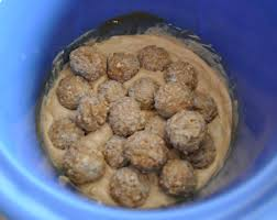 crock pot swedish meatballs only 3 ingredients mommysavers