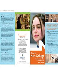 100 college prospectus design template 51 hd brochure