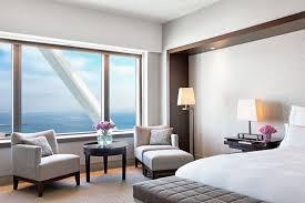 deluxe sea view room hotel arts barcelona