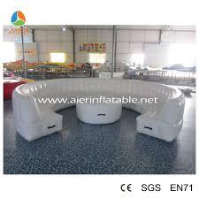 canapé gonflable extérieur meubles sofa gonflable canapé meubles de jardin ensemble de sofa