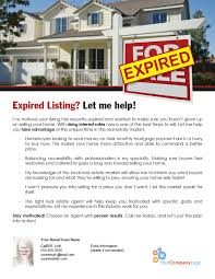 Real Estate Listing Flyer Template by Farm Expired Listing Let Me Help First Tuesday Journal
