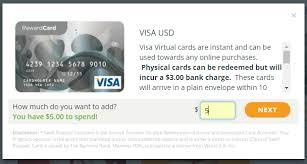 bancorp bank prepaid cards how do i order a physical visa card pulse