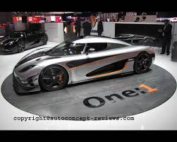koenigsegg one 1 top speed agera one 1 2014