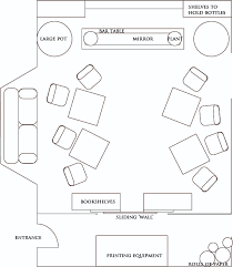 party floor plan floor plan for a speakeasy 1920s party 1920s party pinterest