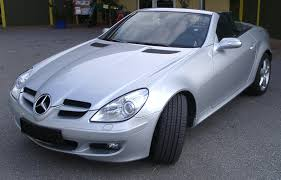 2006 mercedes benz slk class information and photos zombiedrive