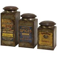 brown kitchen canisters wood kitchen canister sets ebay