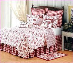 Ideas For Toile Quilt Design Toile Bedding Lesmurs Info