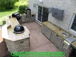 Outdoor Kitchen Bbq Pitmaker In Houston Texas 800 299 9005 281 359 7487