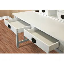 Solid Computer Desk by Writing Desk Mission Home Office Computer Desk Wood Construction